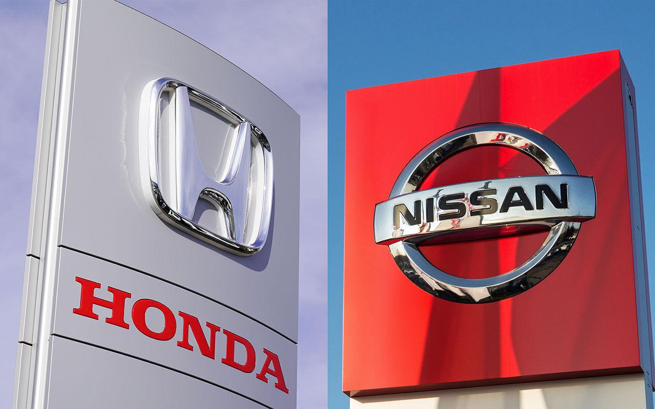 Неожиданный альянс: Nissan и Honda могут объединиться 1